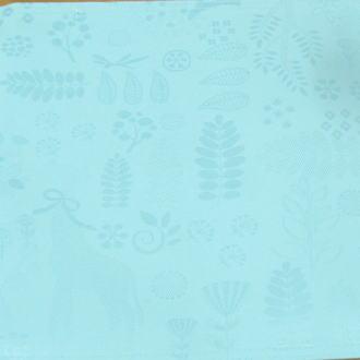 テーブルクロス ラーナ 撥水 長方形 140×180cm アニマル柄