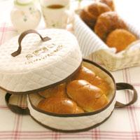 美味しく電子レンジでパンを温められる♪パンウォーマーパンウォーマー ベーシック 電子レンジ...