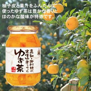 高知県北川村実生ゆず茶