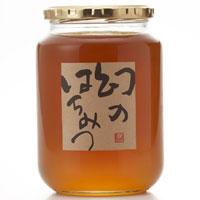 ニホンミツバチ(日本蜜蜂)のはちみつ1kg【古式養蜂の蜜】【国産はちみつ】【あす楽対応】【tk0201f】