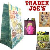 【メール便可】TraderJoe'sトレーダージョーズリユーザブルグロッサリートートバッグ3種エコバッグ大きめトートショッピングバッグトレジョー