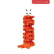 KIKKERLANDキッカーランドスタック・ザ・キャロッツにんじんを高く積み上げてうさぎさんを倒さないようにそーっと取っていくゲームです!