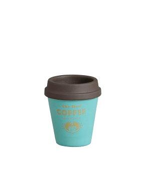 【JL-707-BL】アンポルテ・フラワーポットD(Sサイズ)ブルー☆オシャレなカフェカップ型の植木鉢♪