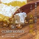 【今だけ!もれなく200P】コムハニーたっぷり340gミツバチの巣をそのまま取り出した、養蜂家の特別なはちみつ外はサクッと中はジューシー。お花の香りが口いっぱいに広がります。抗生物質をみつばちに与えない養蜂。