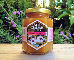 UMF協会認定UMF マヌカハニー 5+ 250gハニーマザーのマヌカハニーはキャラメルのようなコクと香ばしさを持つ、最高品質のマヌカハニーです。100%純粋&非加熱生ハチミツ 10P01Sep13