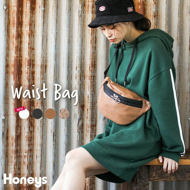レディースバッグ, ボディバッグ・ウエストポーチ  Genuine Dickies Popteen Honeys Bag