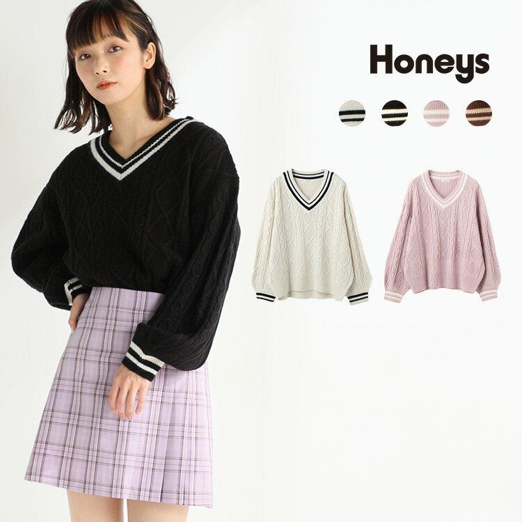 ニット・セーター, セーター  V Popteen SALE Honeys