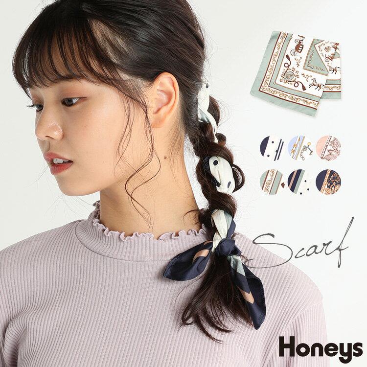 マフラー・スカーフ, レディーススカーフ  popteen Honeys