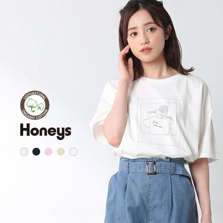 トップス, Tシャツ・カットソー  T Popteen SALE Honeys T