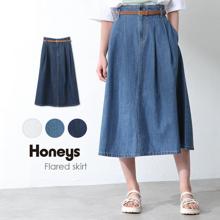 ボトムス, スカート  Popteen Honeys
