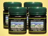 【送料無料】ニュージーランドのマヌカハニーUMF10+ (250g 4瓶セット)【天然蜂蜜(はちみつ)】