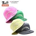 セブンユニオン 7UNION 帽子 キャップ スナップバック CAP メンズ レディース ピンク 緑 ...