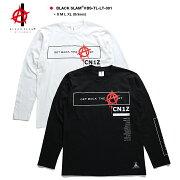 ストリート ファッション レディース ブラック Tシャツ ボックス アナーキー