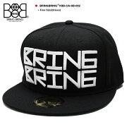 ストリート ファッション レディース BRINGBRING ブリンブリン スナップ キャップ ブランド