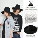 b系 ヒップホップ ストリート系 ファッション メンズ レディース 帽子 【CN-CA-HT-002】≪WIDE BLIM NO1Z HAT≫ CLUB NO1Z クラブノイ…