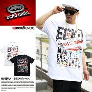 ストリート ファッション レディース Tシャツ エコーアンリミテッド ブランド ニューヨーク