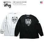 エルアールジー LRG ロンT 【G181008】 メンズ レディース Tシャツ 長袖 かっこいい おしゃれ 袖プリント ロボットアニメ 白黒 M L XL 2L LL 2XL 3L XXL 3XL 4L XXXL 4XL 5L XXXXL 大きいサイズ b系 ストリート系 ファッション ブランド 服