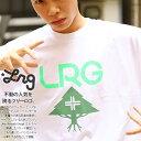 LRG Tシャツ 半袖 メンズ レディース 白 黒 Lサイズ エルアールジー かっこいい おしゃれ ネオン ゆったりサイズ オーバーサイズ ビッグシルエット b系 ヒップホップ ストリート系 ファッション ブランド 服 J201026【セール】