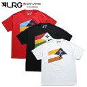 エルアールジー LRG Tシャツ 半袖 メンズ 赤 黒 白 L XL 2L LL 大きいサイズ b系 ヒップホップ ストリート系 ファッション ブランド 服 かっこいい おしゃれ 定番ロゴ トリコロールカラー 国旗 プリント オーバーサイズ ビッグシルエット アメカジ アウトドア J191008