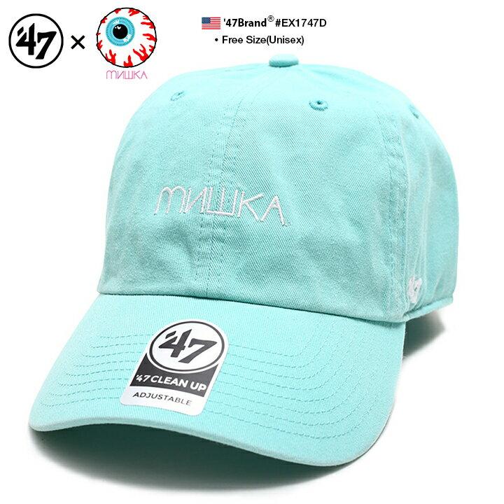 メンズ帽子, その他 b EX1747D MISHKA 47BRAND CAP