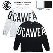 ストリート ファッション レディース ロカウェア Tシャツ シルエット ロンティー グラフィティー ブランド