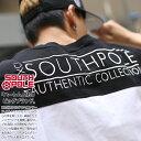 サウスポール SOUTH POLE Tシャツ 半袖 総柄 切替 メンズ 白 黒 L XL 2L LL 2XL 3L XXL 3XL 4L XXXL 大きいサイズ b系 ヒップホップ ストリート系 ファッション ブランド 服 かっこいい おしゃれ フットボールシャツ シンプル ビッグシルエット オーバーサイズ 11922051