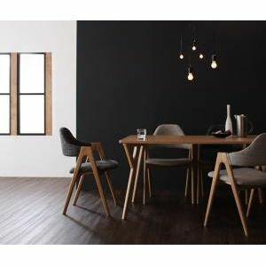●ポイント5倍●北欧モダンデザインダイニング ILALI イラーリ 5点セット(テーブル+チェア4脚) W140[00]