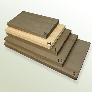 まな板M銀杏木製一枚板箱付(いちょうイチョウ天然木)マナ板