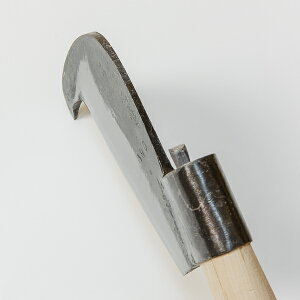 丸ヒツ鉈紀州型350g白紙鋼
