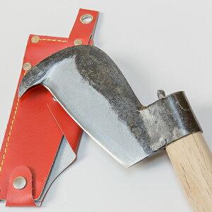 丸ヒツ鉈紀州型450g白紙鋼