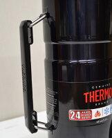 ★THERMOSサーモス★ステンレスキングボトル2L(ハンドルありのステンレス水筒)【送料無料】