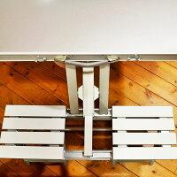 ★LLBEANエルエルビーン★アルミ製フォールディングピクニックテーブル