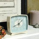 クラシカルなデザインの目覚まし時計! Barnet clock(バーネットクロック)【新生活】【一人暮らし】【家具】