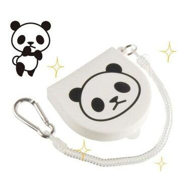 パンダプリントが可愛いコインケース! CO・IN+ PANDA(コインプラス パンダ) 【小銭入れ】【財布】【小物入れ】【シリコン】