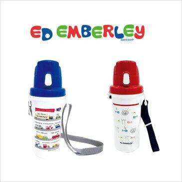 優しいキャラクターでお子様のランチタイムを楽しく! ED EMBERLEY(エドエンバリー)CANTEEN (水筒) 【水筒】【直飲み】【通園】【通学】【キッズ】【子供用】【入園】【入学】【幼稚園】【学校】【エドエンバリー】【ラッピング対応】