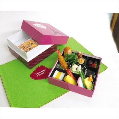 【ランチボックス】【お弁当箱】【3段重】【運動会】ピクニックの必需品!デザインオードブル3...