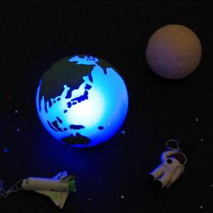 地球のようなインテリアライト!Earth Light(アースライト)