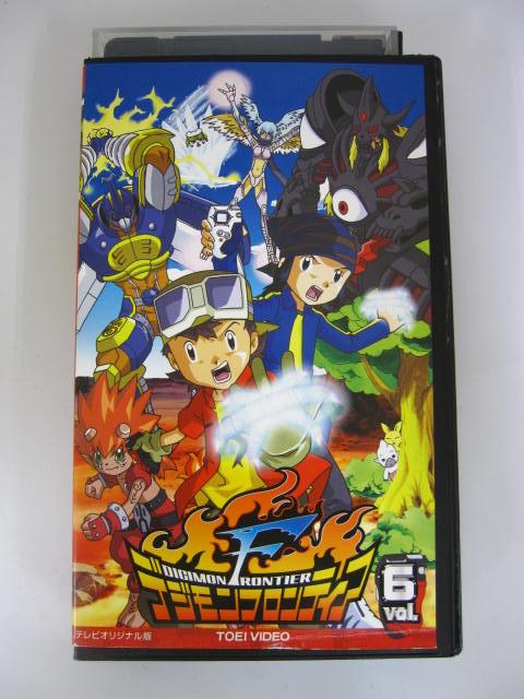 キッズアニメ, その他 H1 01180 VHS Vol.6