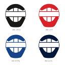 ジュニア硬式用マスク(BPM370)『野球 プロテクター アシックス』 2