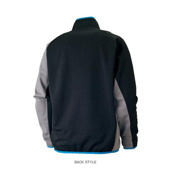 N-XT ウォームアップシャツ/ユニセックス(32JC7020)『オールスポーツ ウェア(メンズ/ユニ) ミズノ』