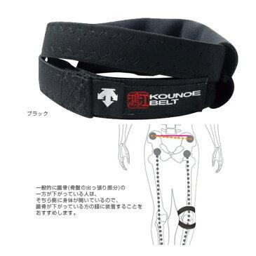 コウノエベルト/膝用(DAT-8103)『オールスポーツ サポーターケア商品 デサント』