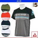 《セール31%OFF》 半袖シャツ/メンズ - QB-011143 [トレーニングウェア(メンズ/ユニ) ルコック] 【メンズ/ユニセックス 男女兼用】