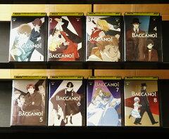 【5000円以上で送料無料】バッカーノ! 1〜8 (全8枚)(全巻セットDVD)|中古DVD【中古】