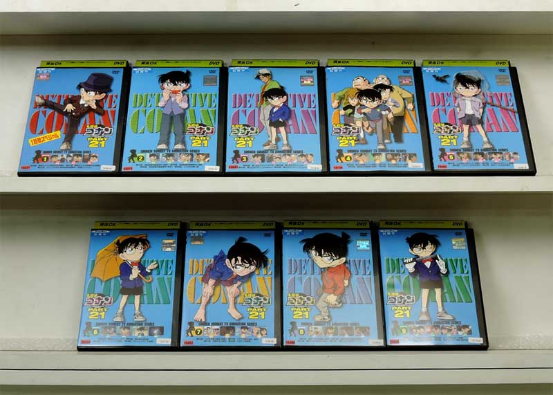 TVアニメ, 作品名・ま行  PART21 19 (9)(DVD)DVD1094()20928()10