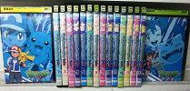 ポケットモンスターXYエックスワイ(未完)1〜16(全16枚)(全巻セットDVD)|中古DVD