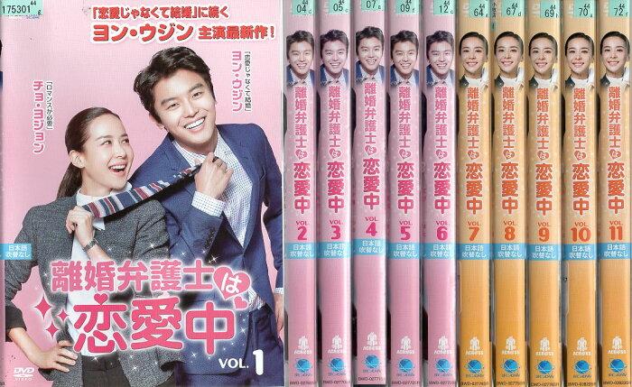 離婚弁護士は恋愛中 1〜11 (全11枚)(全巻セットDVD) [字幕] 中古DVD