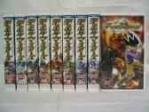 【VHSです】デュエルマスターズ 1〜9 (全9巻)(全巻セットビデオ)|中古ビデオ【中古】