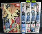 【VHSです】ワンナイR&R 1〜5 (全5巻)(全巻セットビデオ) 中古ビデオ