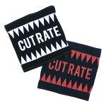 CUTRATE[カットレイト]フリースネックウォーマー/BLACK,NAVY