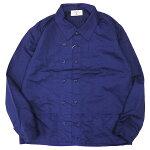 REMILLAレミーラ:長袖ハントシャツ/BLUE